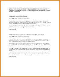 good resignation letter sample memo example