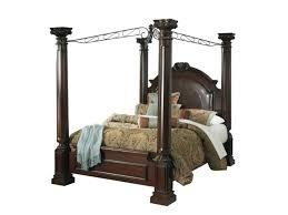 wood canopy bed frames queen at sleepy u0027s u2014 suntzu king bed wood