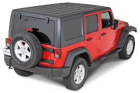 Mopar 3 Piece Freedom Top For 09 17 Jeep Wrangler Unlimited Jk 4