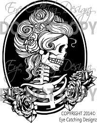 sugar skulls home decor drawn skull victorian pencil and in color drawn skull victorian