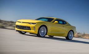 2016 chevrolet camaro 2 0t manual tested