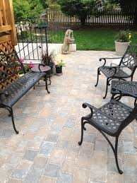 Types Of Pavers For Patio by Designscapesva Llc Picture Gallery Completed Projects