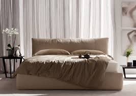 double bed contemporary with in base storage with