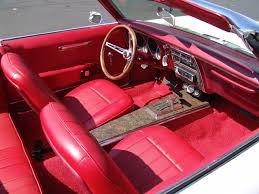 1968 Firebird Interior 1968 Firebird