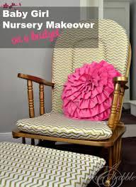 Diy Baby Girl Nursery Decor by Baby Girl Nursery Makeover Create And Babble