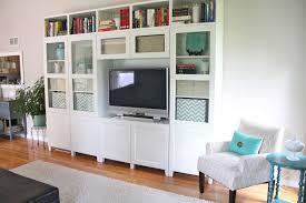 wall unit ikea besta line bookshelves ideas pinterest