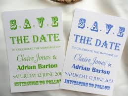 Save The Date Cards Free Vintage Save The Date Cards For Weddings From 60p Each