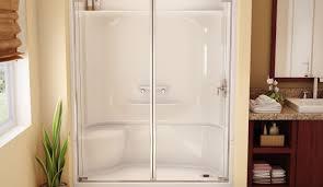 Shower Stall Bathtub Shower 1 Piece Shower Stall Stylish Diy Shower Enclosure
