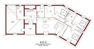 plan de maison en v plain pied 4 chambres plan maison en v plain pied 4 chambres source dinspiration de of