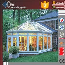 aluminum winter garden outdoor glass sun room buy glass room