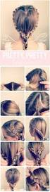 do it yourself u2013 10 braided hairstyles for a new romantic look