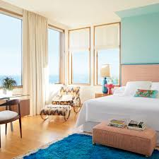 colorful and modern beach house coastal living