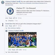 Chelsea F C Chelseafc Com Chelsea Fc Official Facebook Page Trolls Tottenham Fan Over The