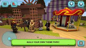 theme park craft build u0026 ride android apps on google play