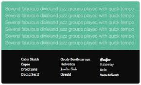 freshen up your fonts u2014 the official squarespace blog