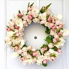 wedding wreath 37 fresh wedding wreaths happywedd