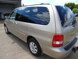 used kia sedona 2 9 crdi se 7 seat 5dr 5 doors mpv for sale in