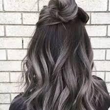 white hair with black lowlights 52 lavish gray hair ideas you ll love hair motive hair motive