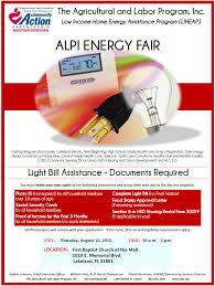 light bill assistance programs lakeland electric on twitter alpi energy fair thursday august 13