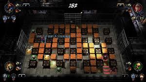 Basement Crawl Gameplay Bloober Team Sa