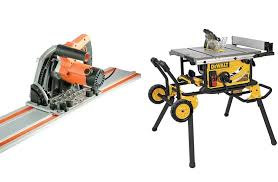 portable track saw table is track saw better than a table saw track saw vs circular saw