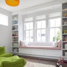 Window Seat Bookshelves Beautiful Window Seat With Bookshelves On Bookcase Window Seat