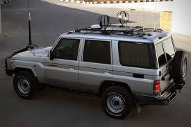 toyota land cruiser armored armored toyota land cruiser 76 by jankel hiconsumption
