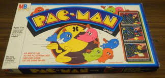 pac man board game 1980 review and rules geeky hobbies