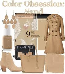 art blog for the inspiration place color obsession sand