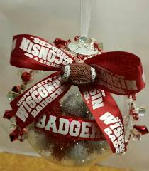 8 best wisconsin badger ornament images on pinterest wisconsin