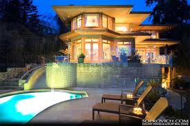 Home House Design Vancouver Architecture And Home Design Waterfront House Elegant House