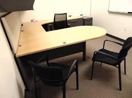 Used U Shaped Desk Haworth Furniture Used Office Desks Used Office Furniture For Sale