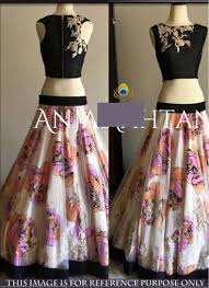 buy lustrous velvet floral print multi colour designer a line