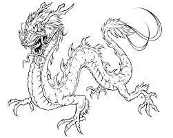 chinese dragon coloring pages easy cool dragon coloring pages glamorous dragon coloring page about