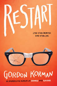 librisnotes restart by gordon korman