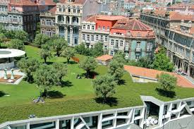 green roof gallery atlantisaurora com wall vertical garden tuesdays terrace plinth et al praca de lisboa green roof in porto portugal home decorators home decor