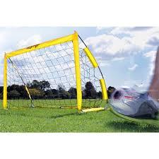 pop up soccer goals rebel sport