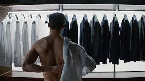 Christian Grey Apartment Christian Grey Closet Ideas From Fifty Shades Of Grey Youtube