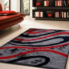 Pink And Black Rugs Black And Grey Area Rug Rugs Decoration