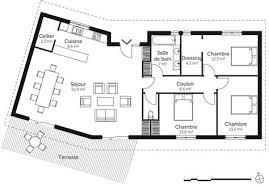plan de maison en v plain pied 4 chambres plan maison de plain pied 4 chambres ctpaz solutions à la maison
