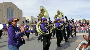 11 el paso thanksgiving parade burges high school