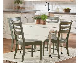 Oval Drop Leaf Dining Table Windsor Oval Dining Table Magnolia Home