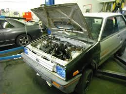 subaru justy engine swap the