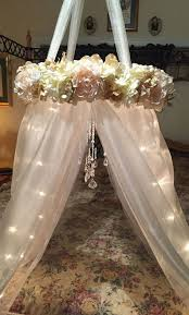 Diy Canopy Bed With Lights Best 25 Canopy Crib Ideas On Pinterest Baby Canopy Babies