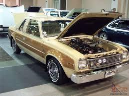2 Tone Paint Amc Concord D L 2 Door 2 Tone Paint Audi 4 Cylinder Motor 34 808 Miles