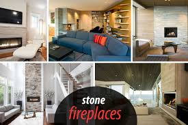 cleaning a stone fireplace stone fireplaces add warmth and style to the modern home