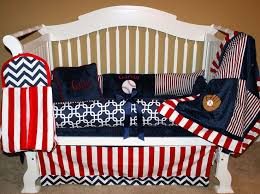 Nursery Bed Set Baseball Crib Bedding Baseball Nursery Bedding Sets Baby
