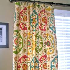 Colorful Patterned Curtains Attractive Bright Patterned Curtains Designs With Best 25 Colorful