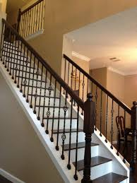 Painting A Banister Black Model Staircase The Banister Is Painted Chris Loves Julia Model