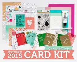 nichol spohr llc simon says stamp september 2015 card kit giveaway